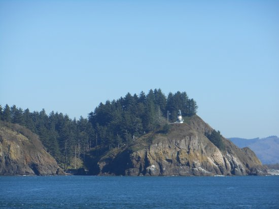 Ilwaco, WA: Cape Disappointment Lighthouse