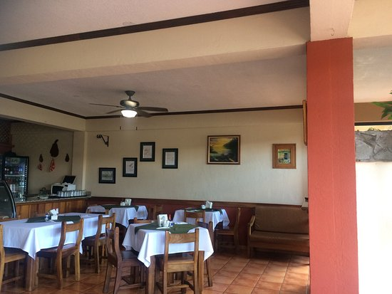 Tilaran, Коста-Рика: Hotel Guadalupe