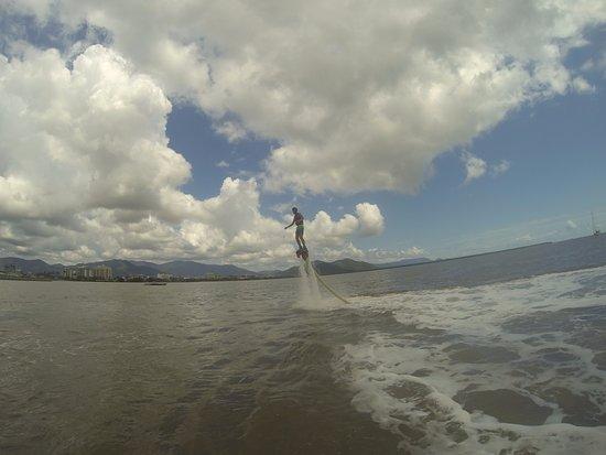 Flyboard Cairns: crazyy