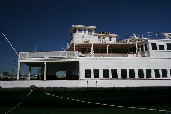Eureka Steam Ferry Photo