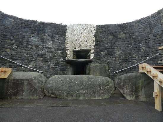 Donore, Irland: Entrance