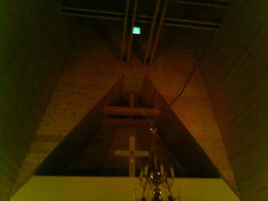 Urziceni, رومانيا: El Techo interior de iglesia de Ciorani