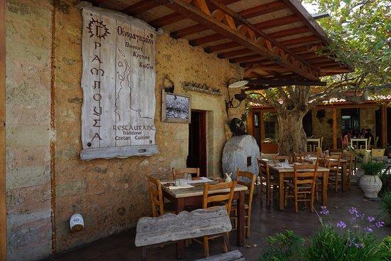 Kaliviani, Griekenland: Gramboussa