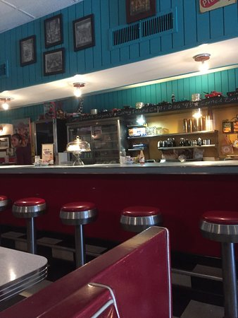 Lost in the 50's Diner