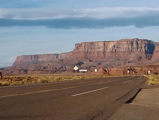 Marble Canyon, AZ: view from road