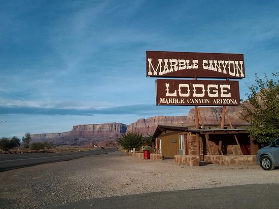 Marble Canyon Lodge Resmi