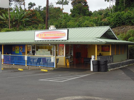 Captain Cook, Hawái: Place is fairly clean