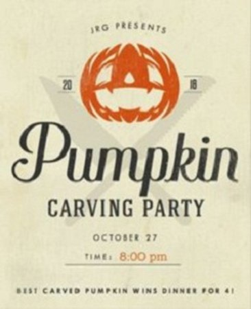 Surrey, Canadá: The Great Pumpkin Carving Party!