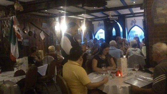La Stalla Restaurant: dinner on saturday