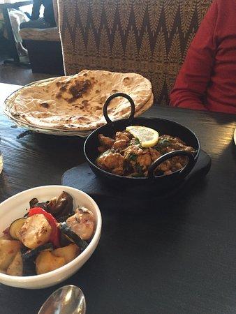 Cafe Zoya: A great find in Bradford. Worth going