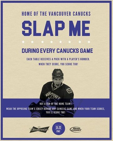 Coquitlam, Kanada: The Legendary Canuck/Anti Canuck Hockey Promo Is Back!
