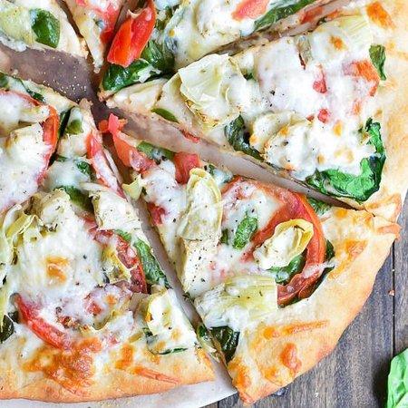 Lafayette, CA: the sicilian pizza