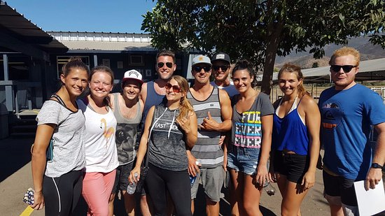 Dana Point, CA: Skydiving with my CaliCamp Crew