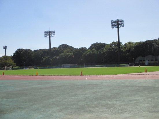 奈良県立橿原公苑 陸上競技場