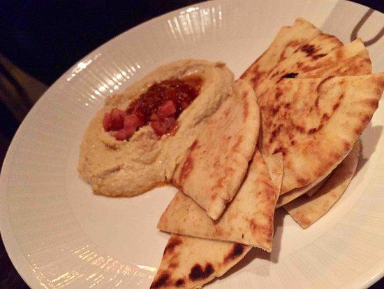 New Brunswick, NJ: Hummus with Pita
