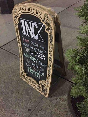 New Brunswick, NJ: Entrance Sign