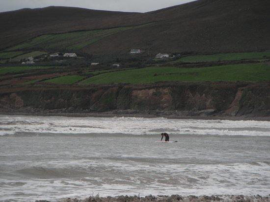 Inch, Ireland: Surfer