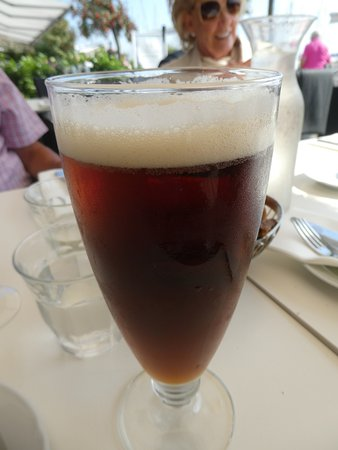 Rungsted, Dinamarca: Local Beer