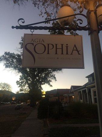 Agia Sophia Coffee Shop and Book Store: photo0.jpg