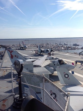 Patriots Point Naval & Maritime Museum: photo1.jpg
