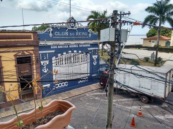 praca Dom Frei Caetano Brandao: Sede Náutica do Clube do Remo