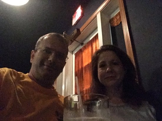 ImprovAcadia : Last Night in Bar Harbor with my wife.
