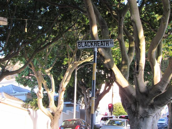 Blackheath Lodge: 4 blocks from the ocean front walk