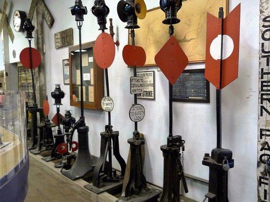 Edward Peterman Museum of Railroad History