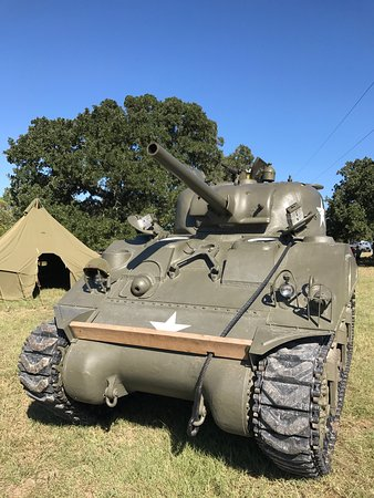 Museum of the American GI (College Station) - 2019 Qué ...