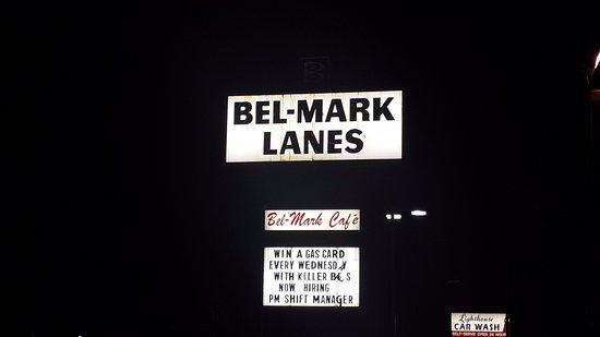 Ann Arbor, MI: 벨마크 볼링장(Bel-Mark Lanes)