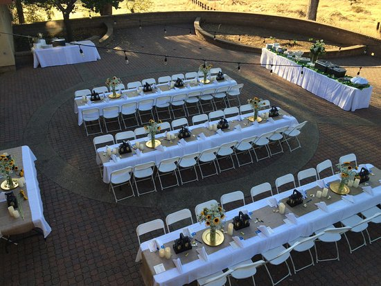 Shingle Springs, Kaliforniya: Rehearsal dinner venue