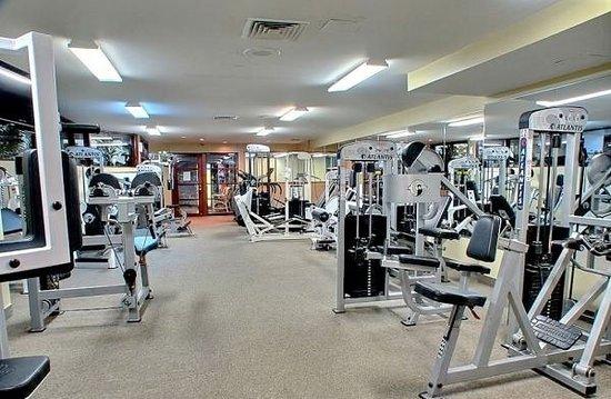 Beaupre, Kanada: gym