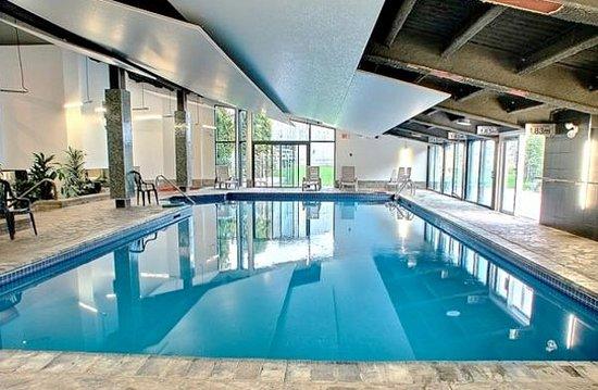 Beaupre, Kanada: piscine intérieure