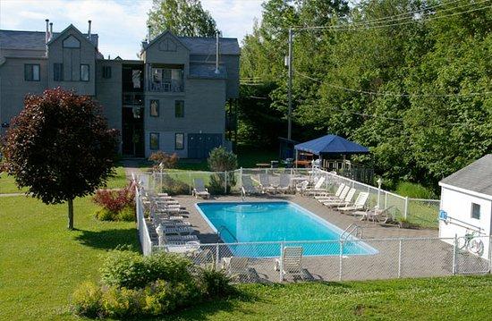 Beaupre, Kanada: piscine extérieure