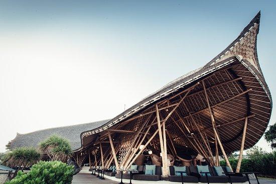 Dugong at suarga padang padang uluwatu for Architecture chinoise