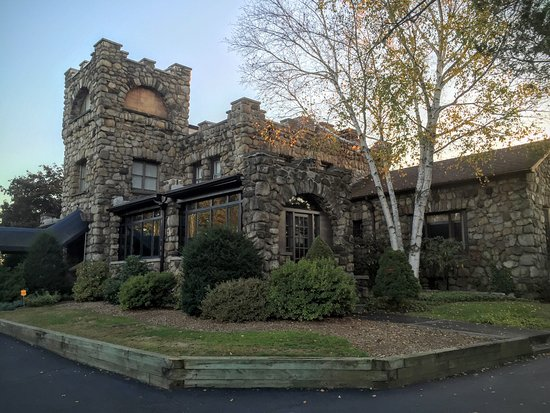 Pearl River, NY: Emmett's Castle at Blue Hill