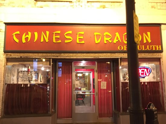 Chinese Dragon of Duluth: This Chinese Place in Duluth is a little run down, but don't let it fool you. Prices are good, p