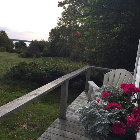 Lincolnville, Мэн: Unique and special stay.