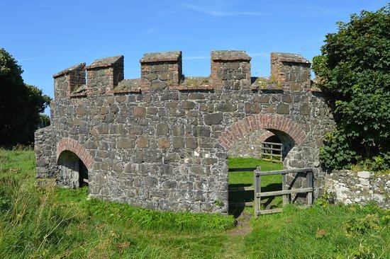 Castlerock, UK: The Belvedere, a summer house