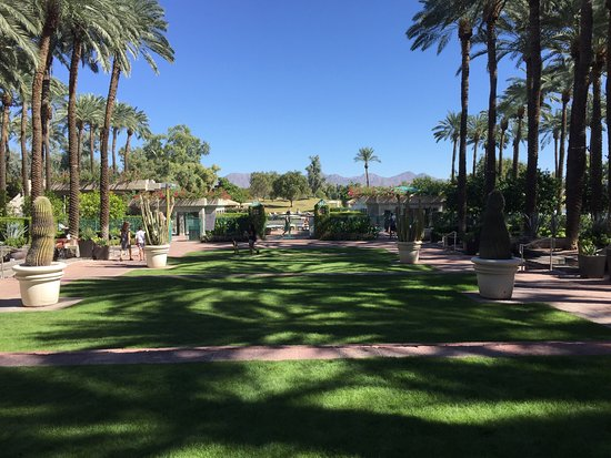 Hyatt Regency Scottsdale Resort and Spa at Gainey Ranch: Beautiful! This place is amazing! N