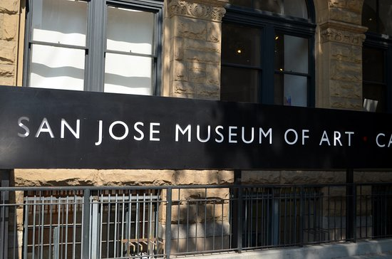 San Jose Museum of Art Photo