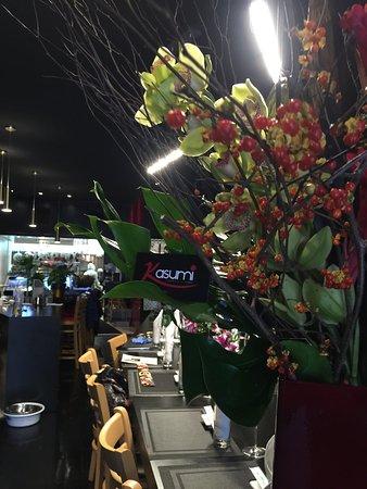 Montreal, Kanada: Kasumi Sushi Bar & Tapas