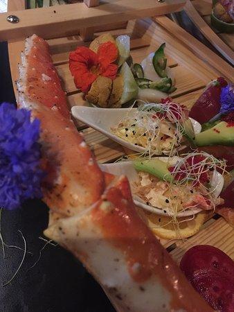 Montreal, Canada: Kasumi Sushi Bar & Tapas