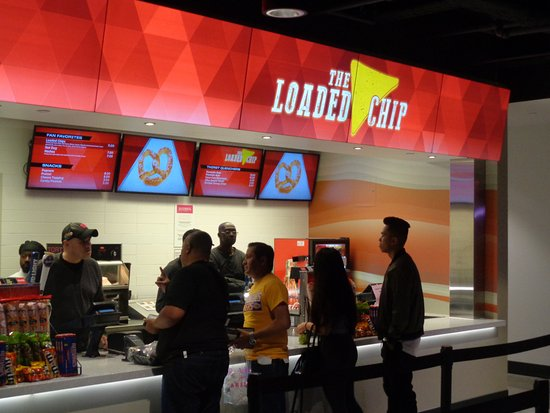 Loaded Chip Picture of T Mobile Arena Las Vegas TripAdvisor