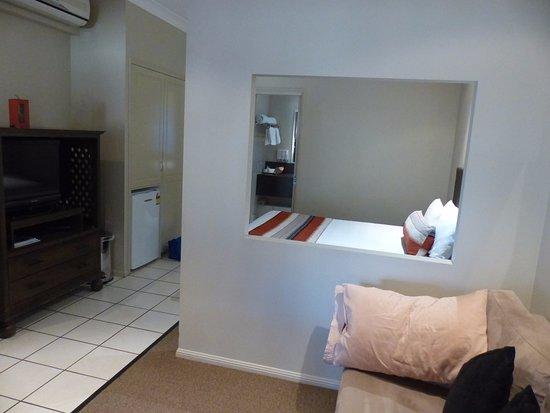 Roma, Australia: Very comfortable room