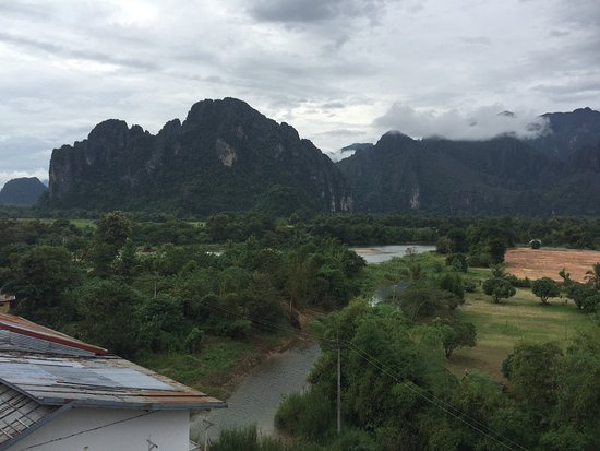 Mountain riverview guesthouse 0 for Domon river guesthouse vang vieng