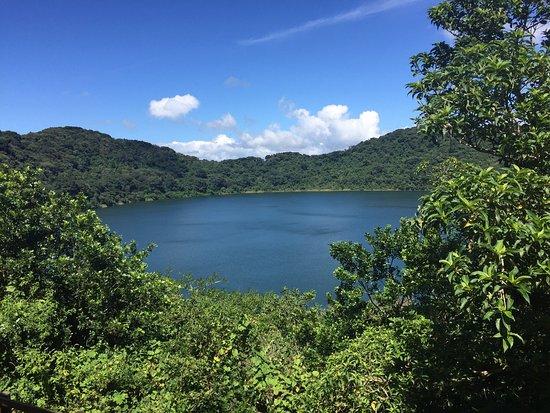 Chiquimula, Guatemala: Volcan Ipala