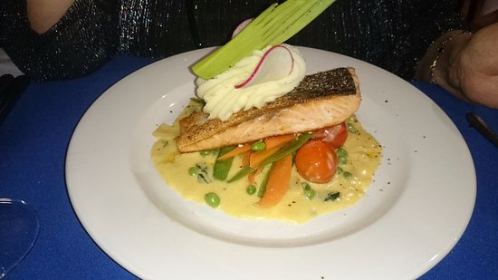 Springwood, Αυστραλία: Delectable Atlantic Salmon