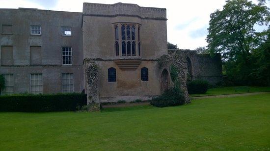 Walsingham, UK: Crypt area