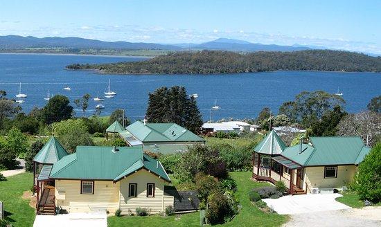 Beauty Point, Avustralya: Pomona cottages